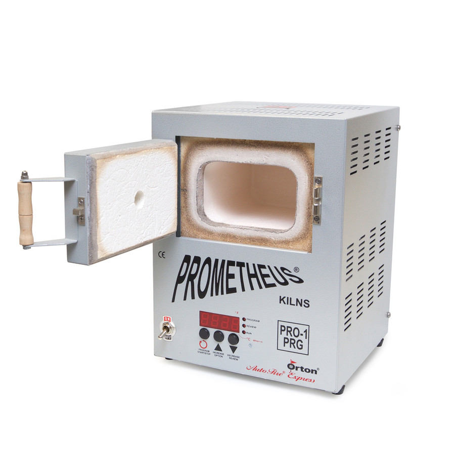 Prometheus Programmable Mini Kiln PRO-1 PRG
