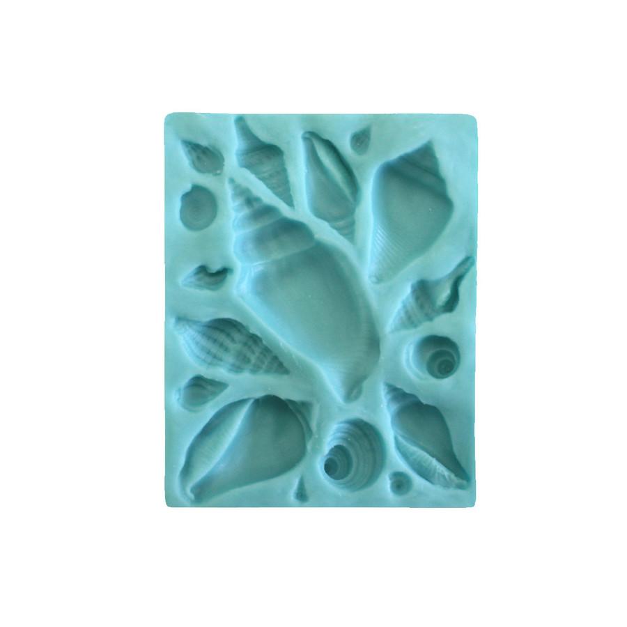 Best Flexible Moulds by Penni Jo - Conical Sea Shells