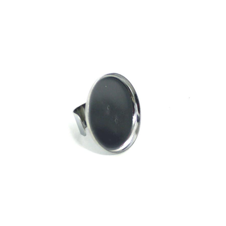 Efcolor Ring Bezel Blank - Round - 36mm