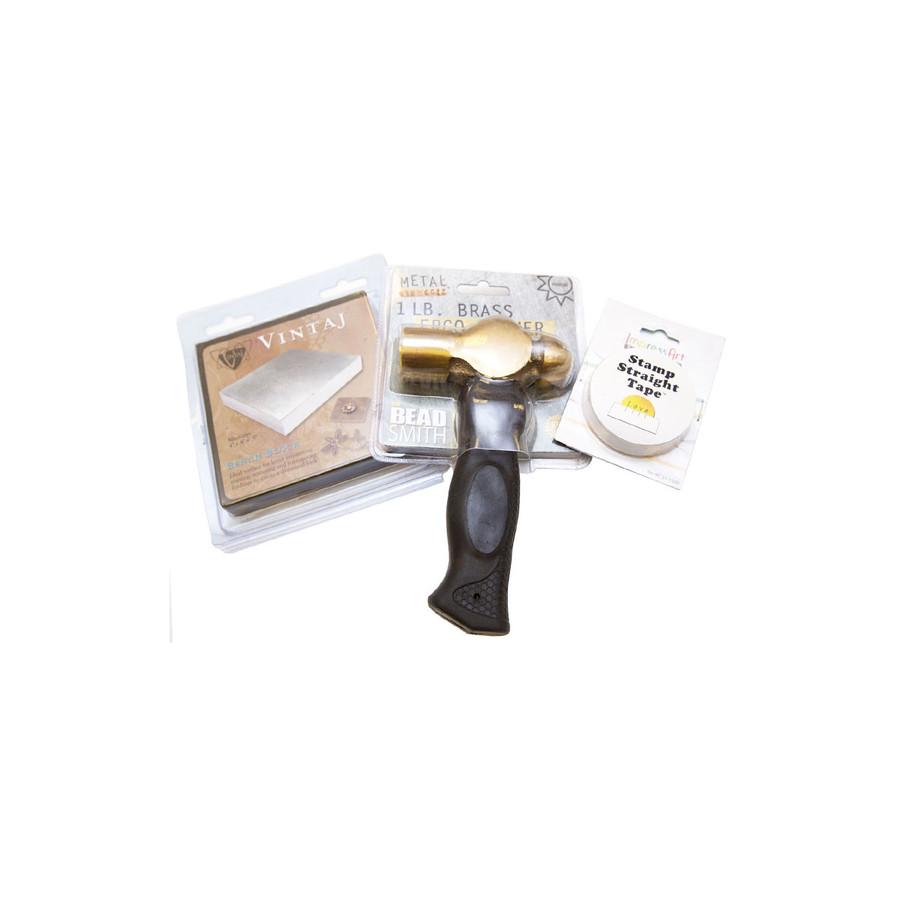 Metal Stamping Tool Set