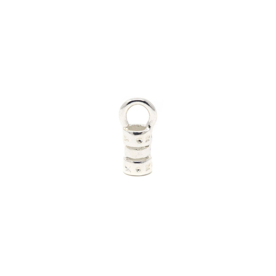 Crimp - Silver Plated Tube 2mm
