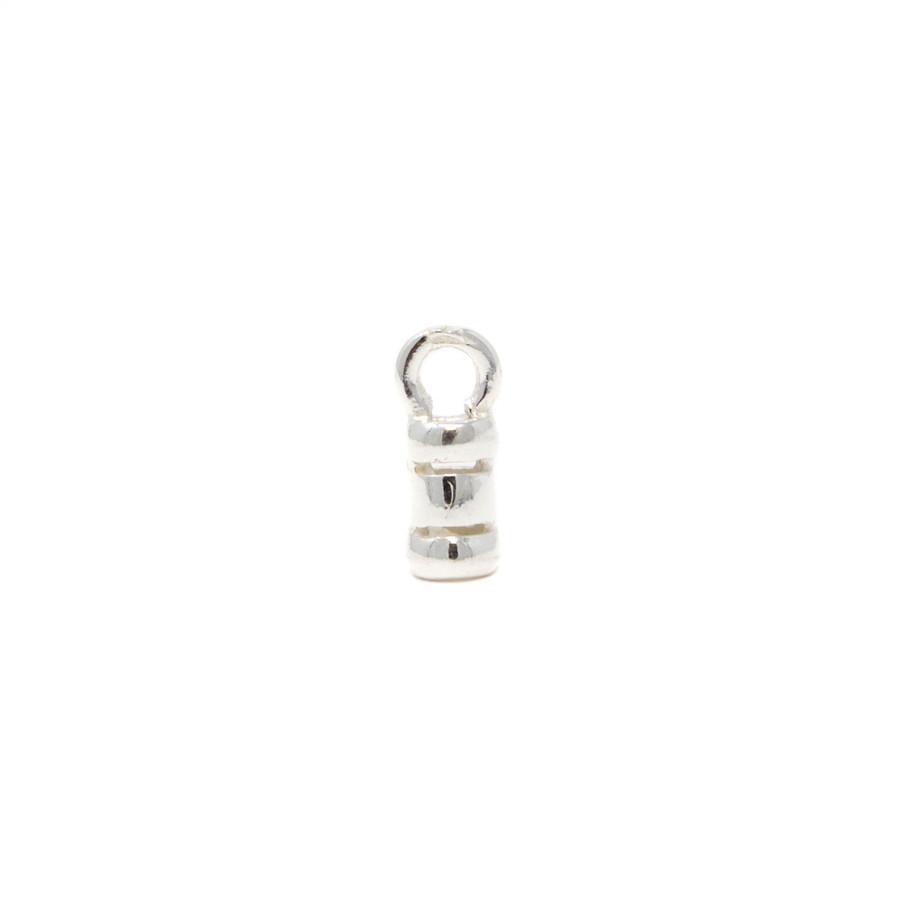 Crimp End - Sterling Silver 2mm