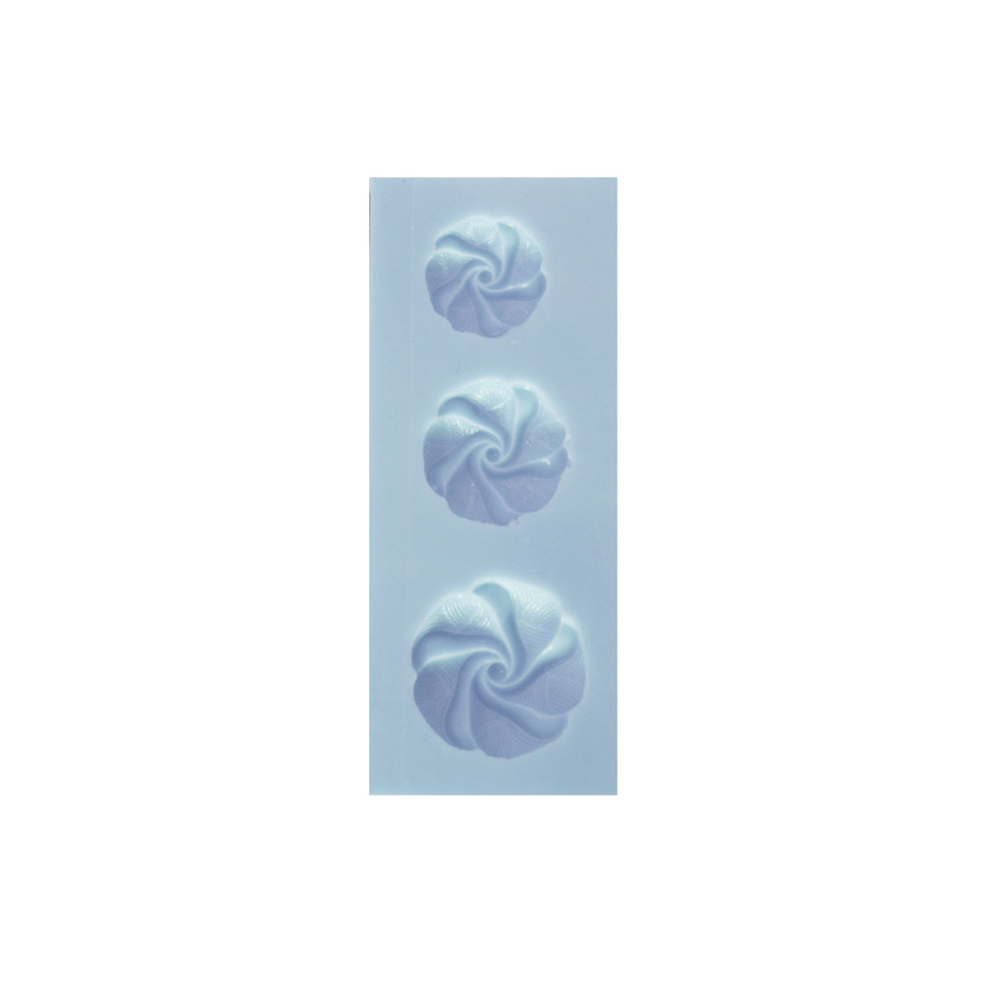 Prometheus Rosette Silicone Mould No.6