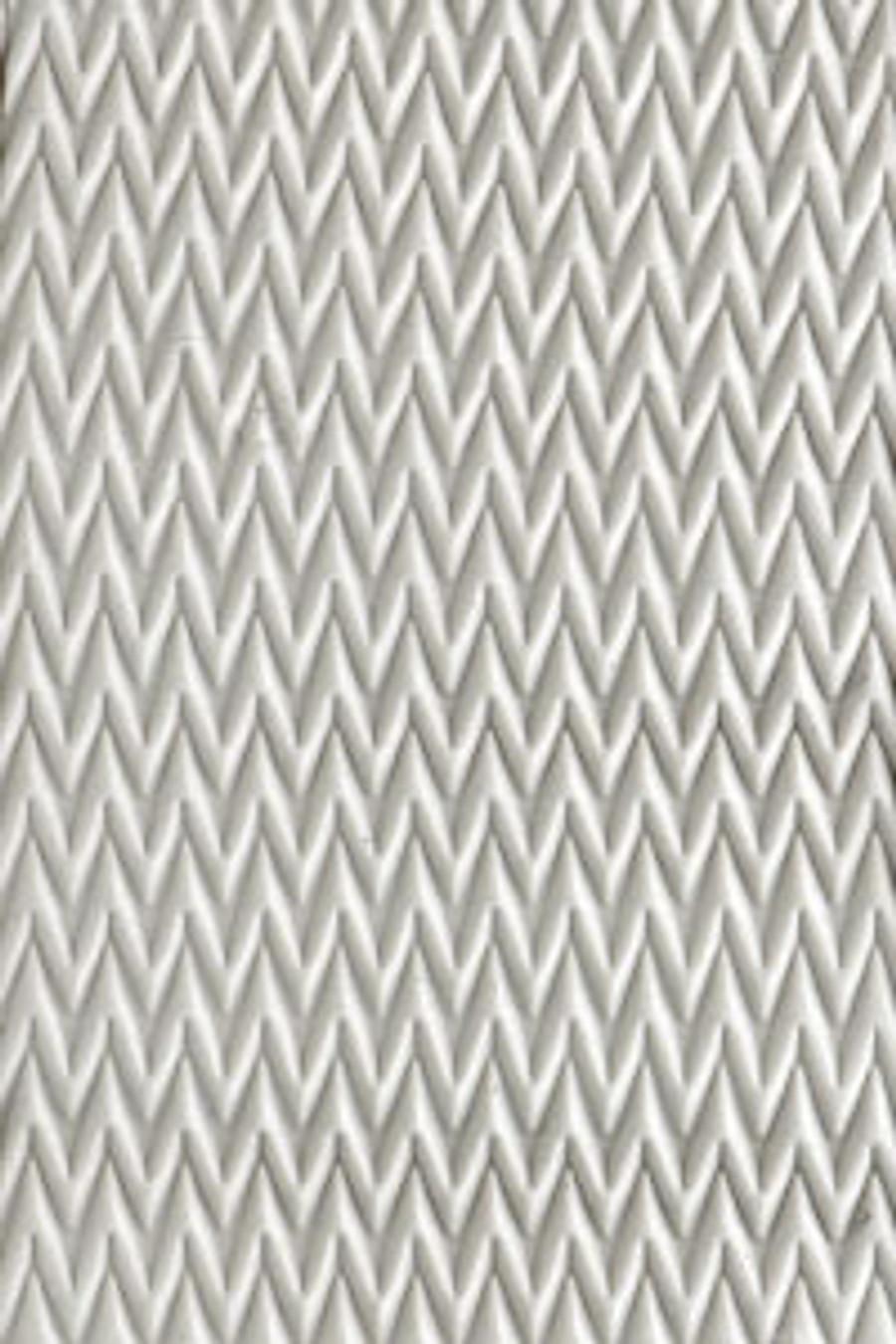 Acrylic Texture Roller - Zig Zag-A-Lot 5cm