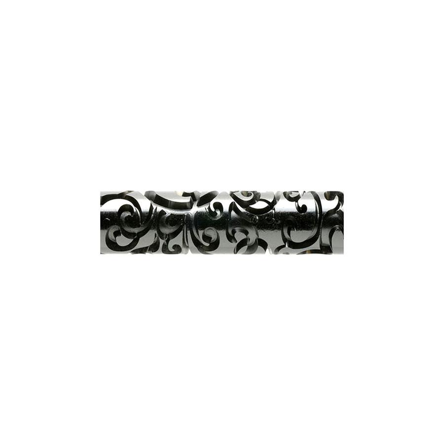 Acrylic Texture Small Roller (KTR) - Curlicue - 5cm