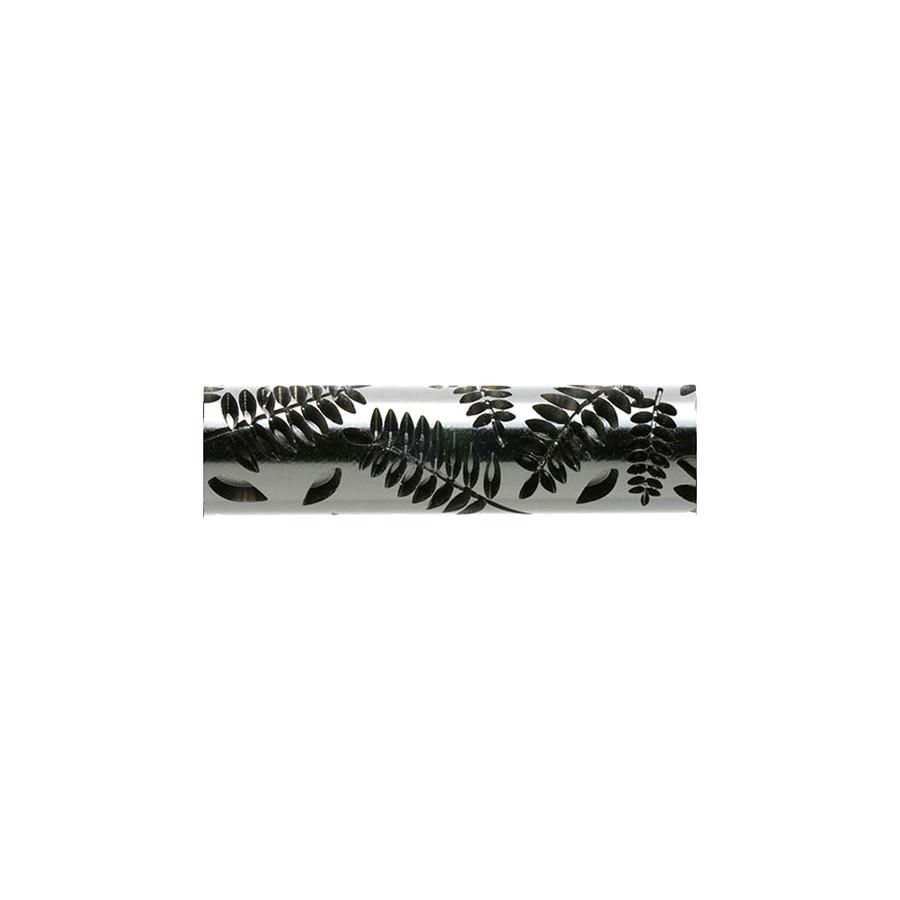 Acrylic Texture Small Roller (KTR) - Fern Leaves - 5cm