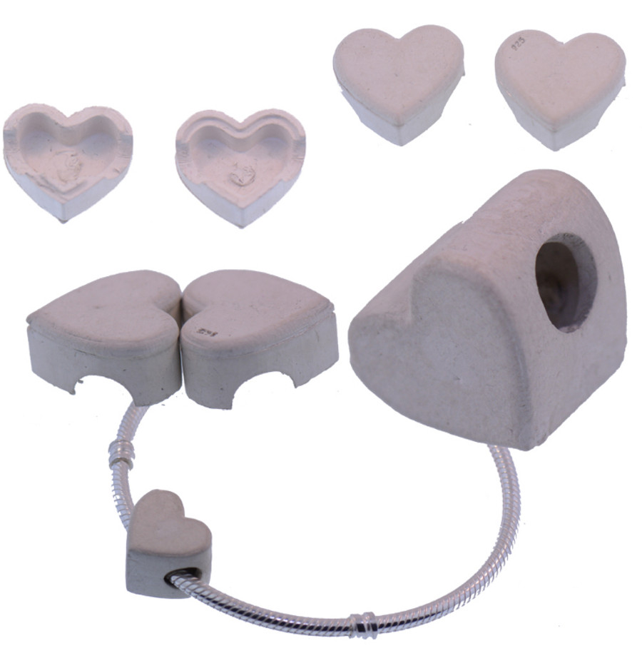 Bead Builder Mould - Heart