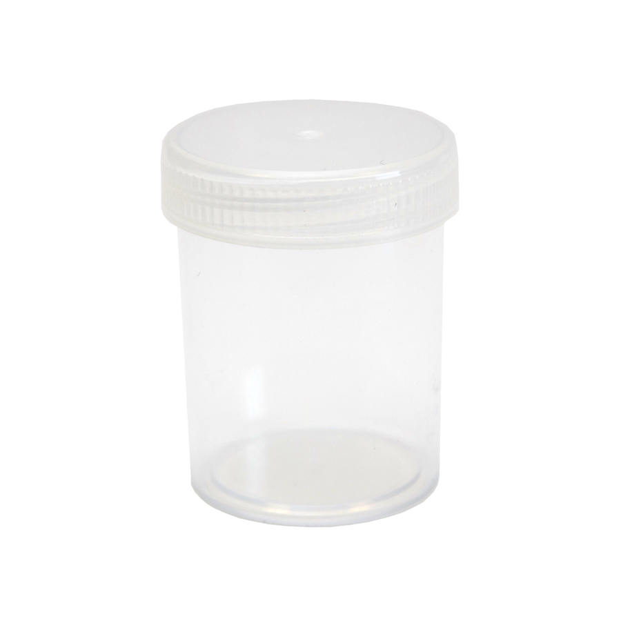 Efcolor Container With Lid - 25ml