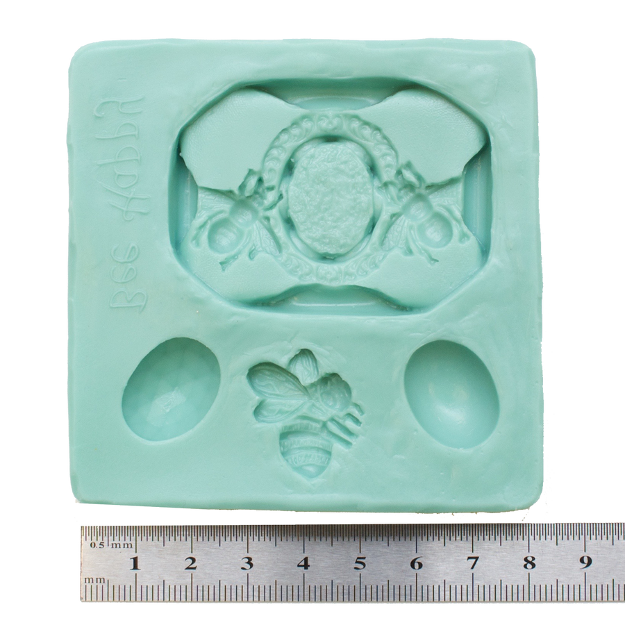 Best Flexible Moulds by Penni Jo - Bee Antique Pin