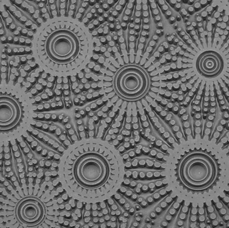 Mega Texture Tile - Sun Spots