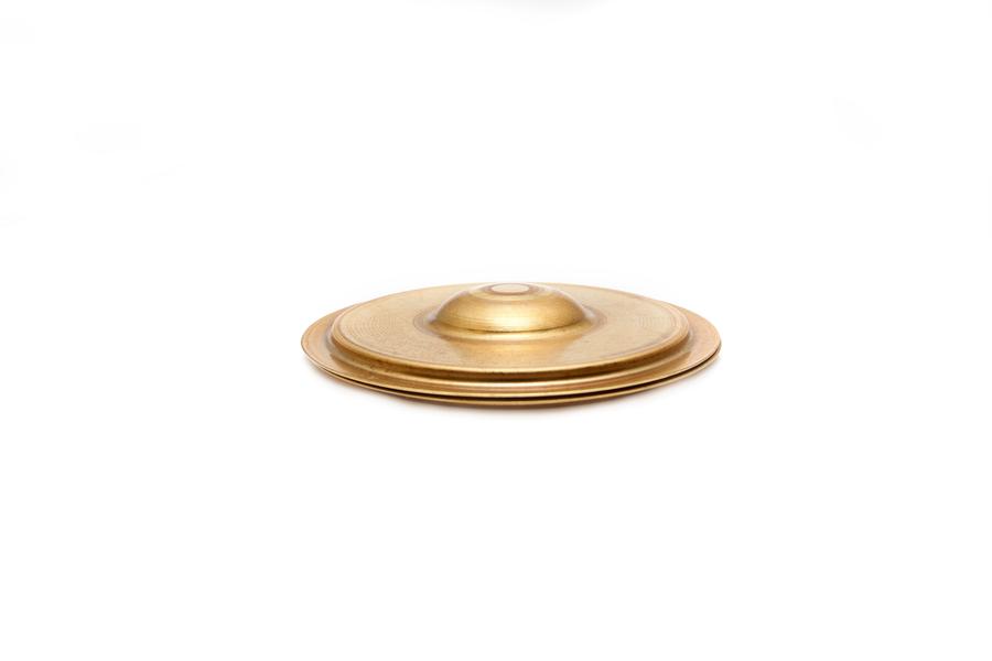 UltraLite - Brass Keum-Boo Plates