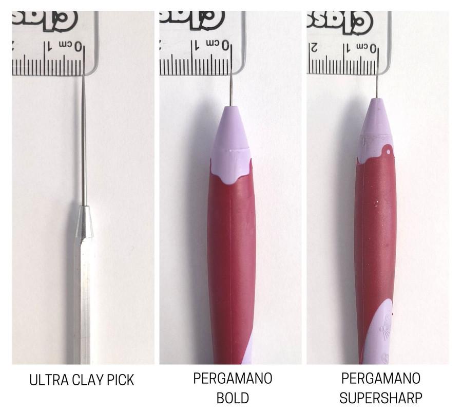 Needle Tool Supersharp (Pergamano Perforating Tool)