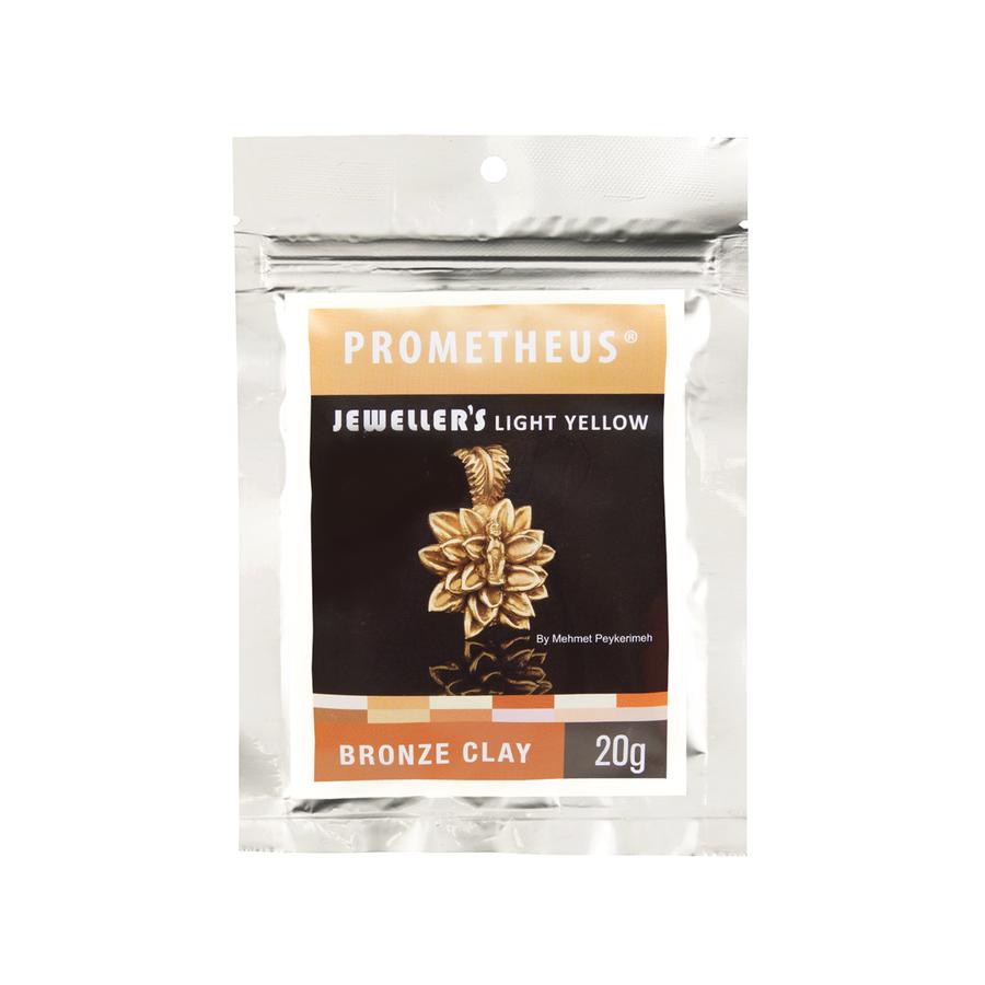 Prometheus Jeweller's Light Yellow Bronze Clay