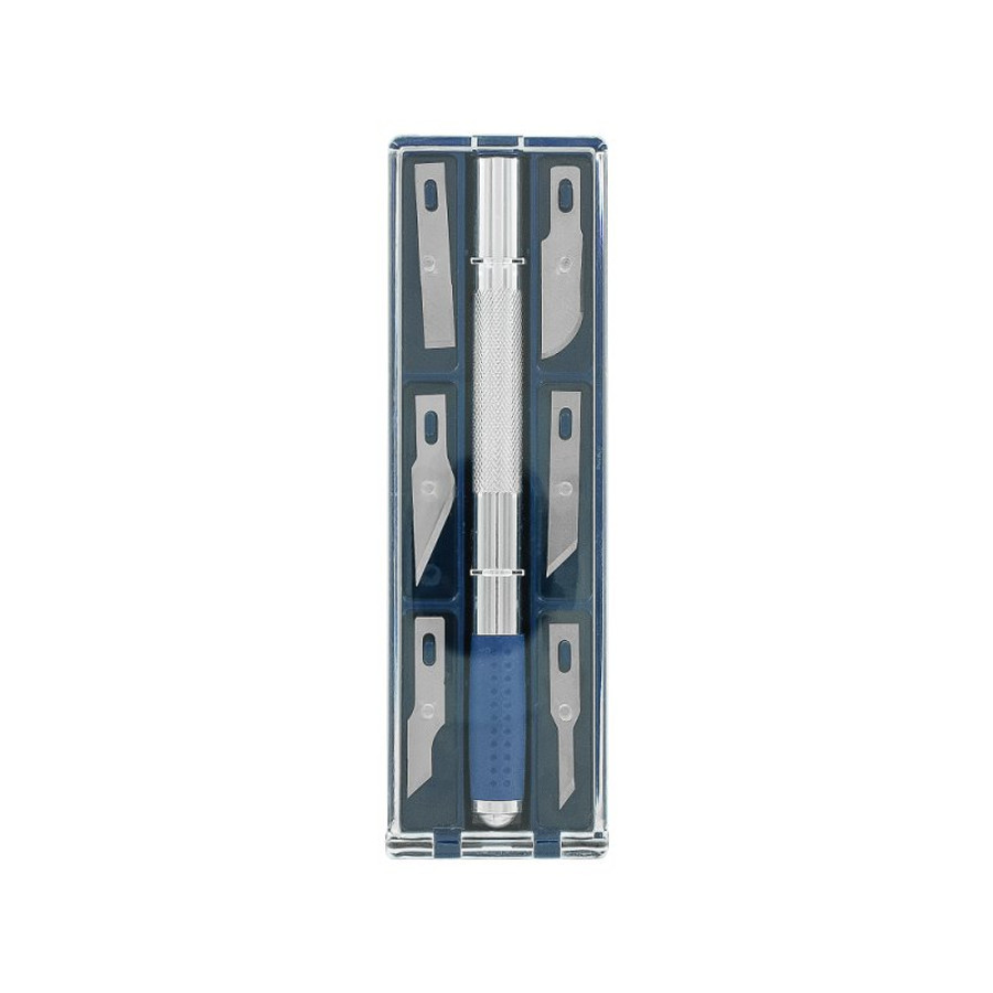Craft Knife - Soft Grip #1 + 6 blades