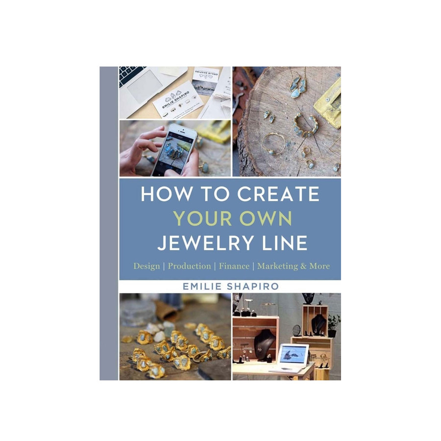 How To Create Your Own Jewelry Line Book
