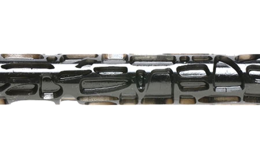 Acrylic Texture Large Roller (KPCR)  - Stone Wall - 7.5cm