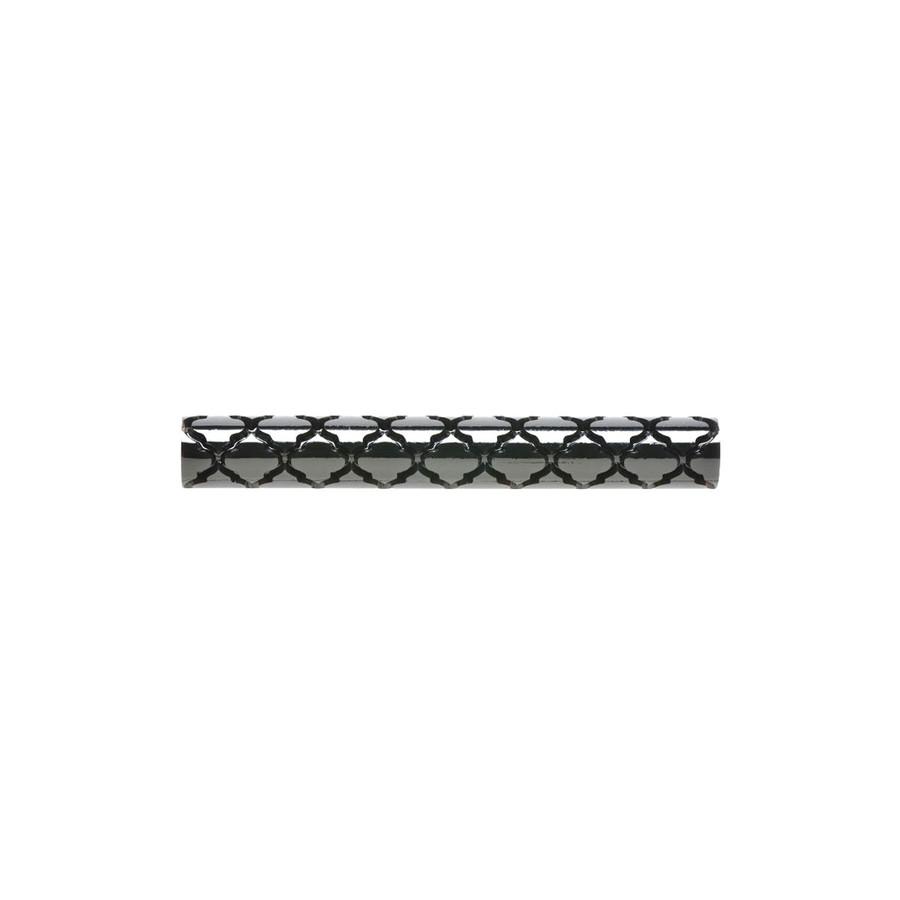 Large Acrylic Texture Roller - Fancy Diamonds 7.5cm