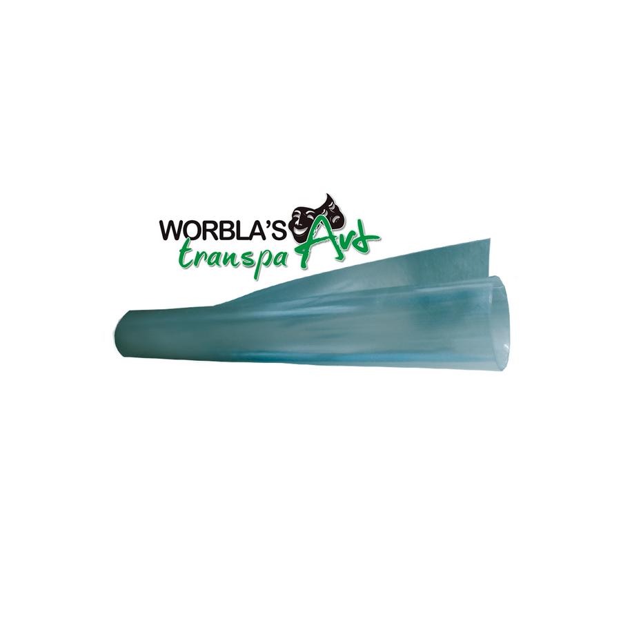 Worbla's Transpa Art Thermoplastic Sculptable Plastic Moulding Sheet - 50cm x 75cm