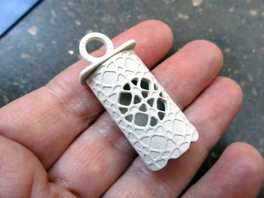 Pendant by Joy Funnell