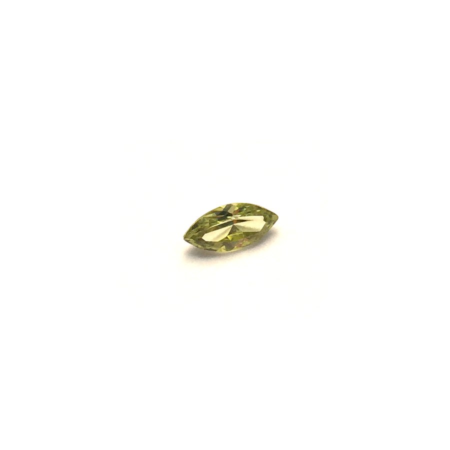 Lab Created Gemstone - Peridot Marquise