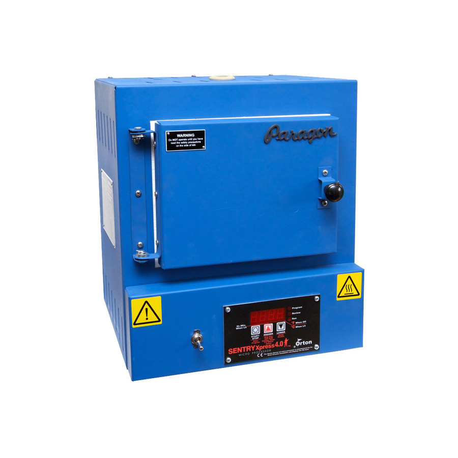 Paragon SC2 Programmable Kiln - Blue