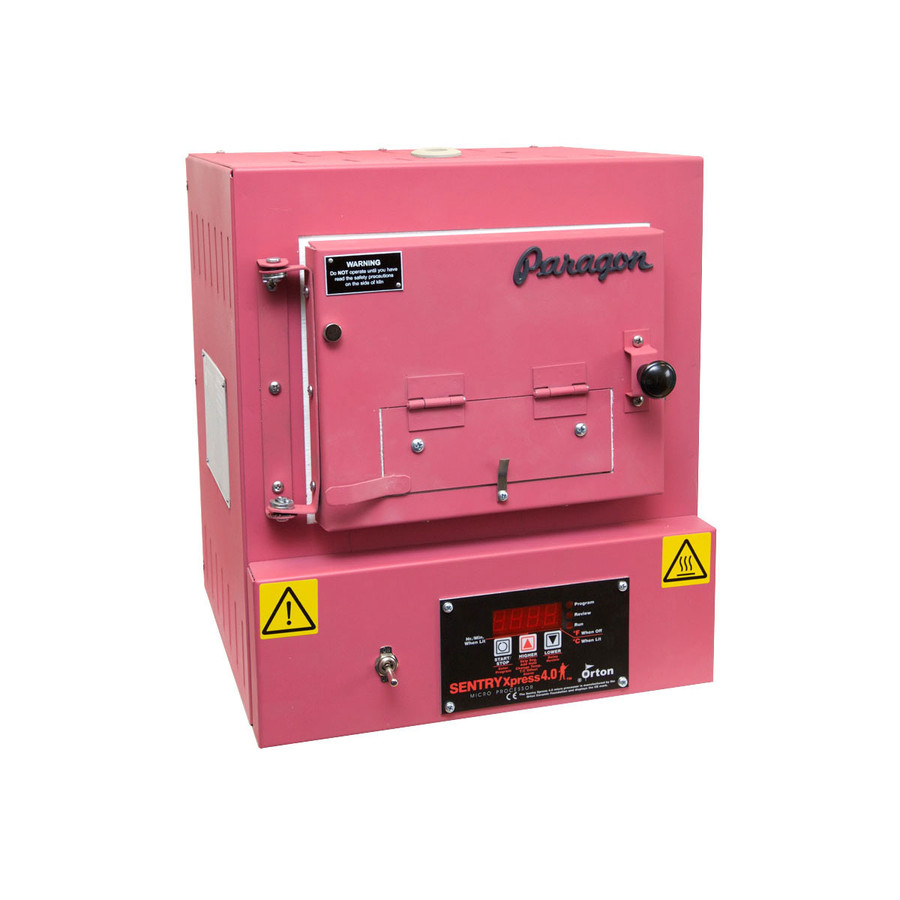 Paragon SC2 Programmable Kiln with Bead Door - Hot Pink