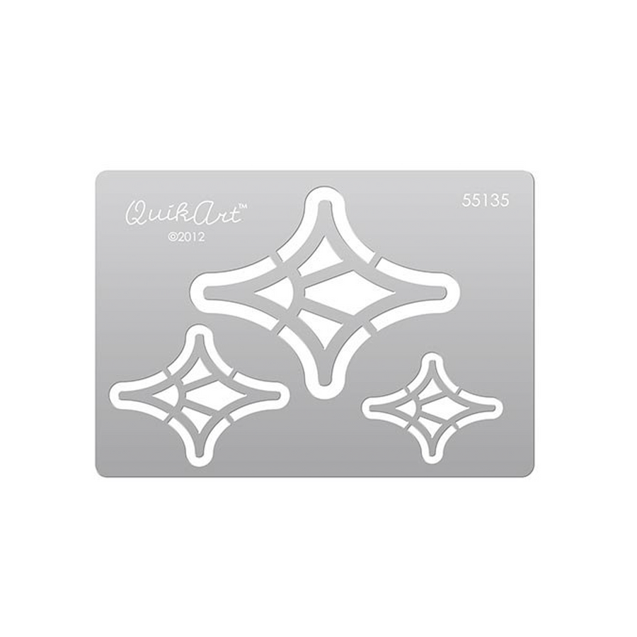 QuikArt Clay Saving Template - #55135
