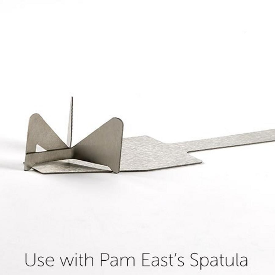 Pam East Adjustable Enamelling Trivet - Medium