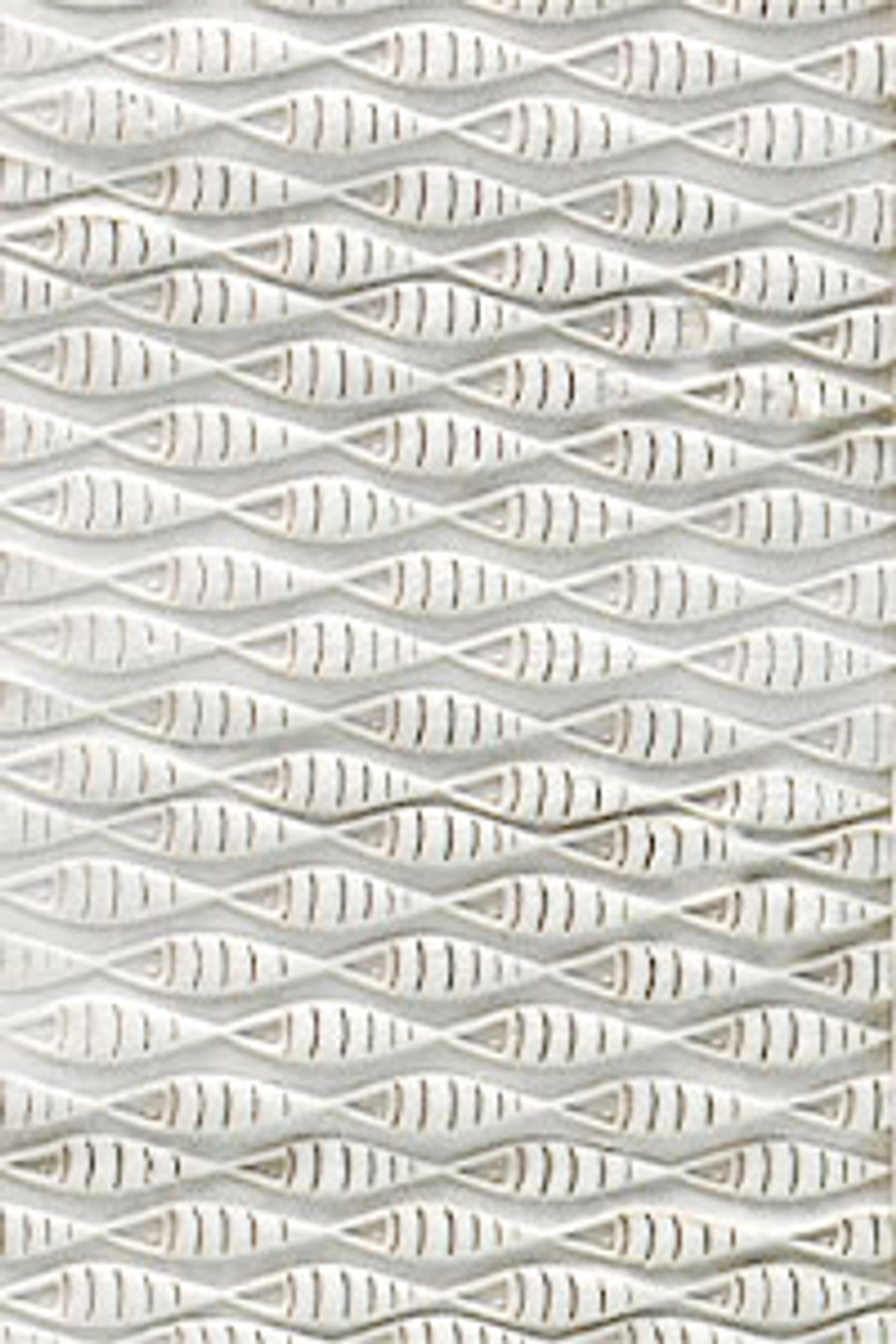 Acrylic Texture Roller - School of Fish 5cm