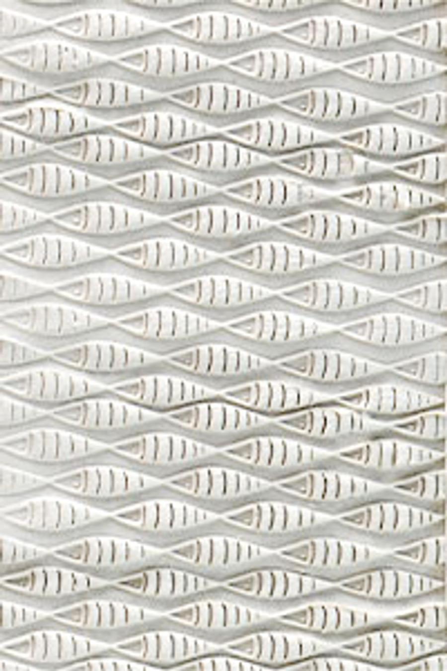 Acrylic Texture Small Roller (KTR) - School of Fish - 5cm