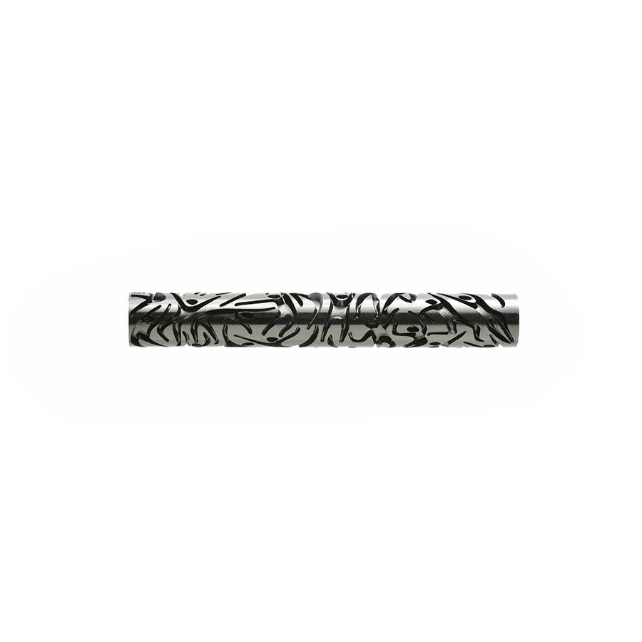 Acrylic Texture Large Roller (KPCR)  - Dancing - 7.5cm