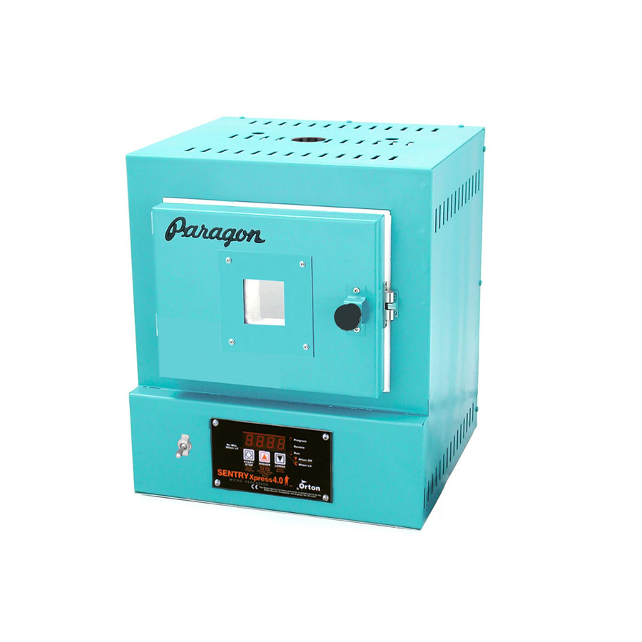 Paragon SC2 Programmable Kiln with Window - Turquoise