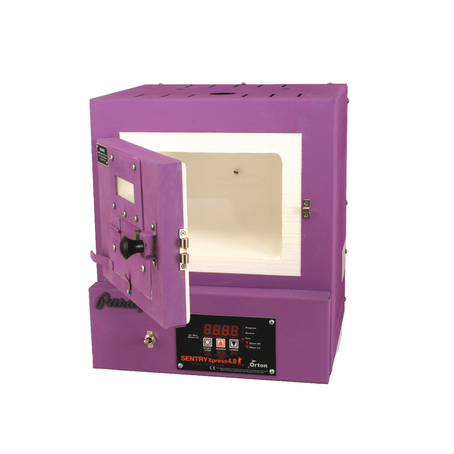 Paragon SC2 Programmable Kiln with Bead Door & Window  - Berry