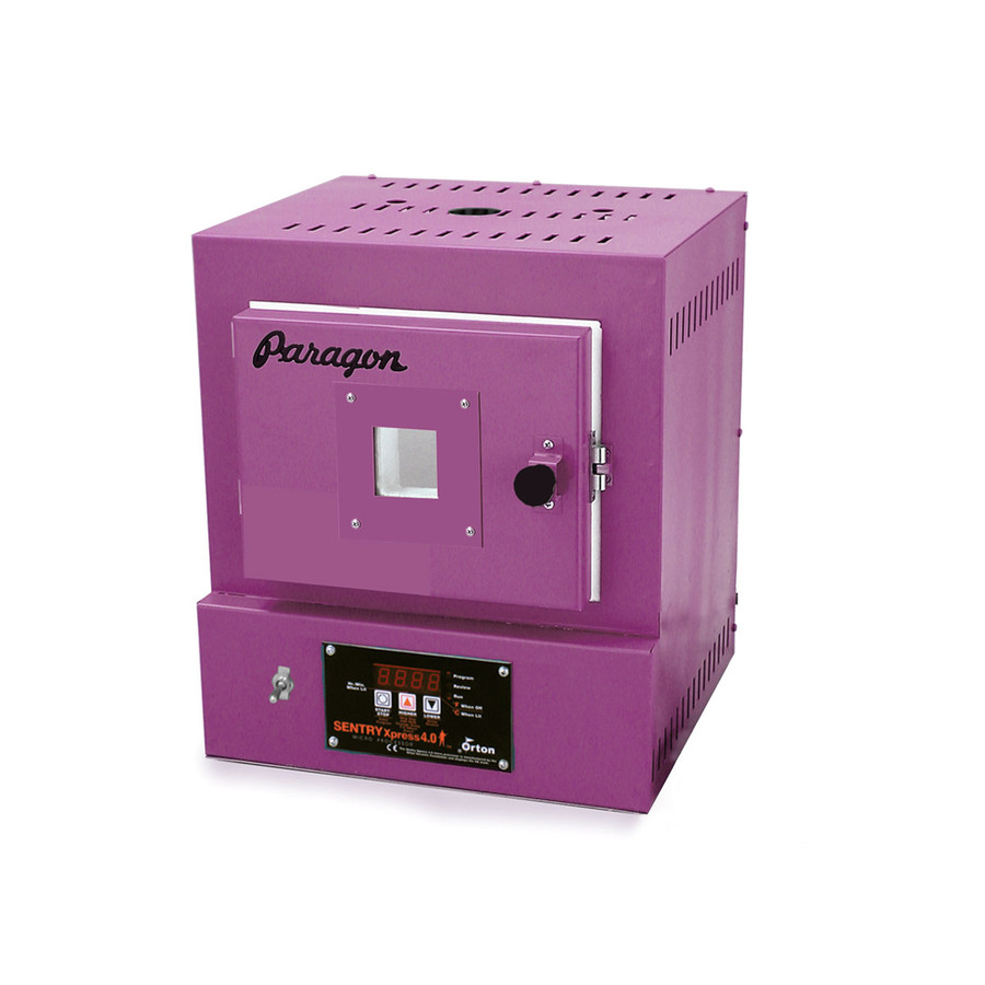 Paragon SC2 Programmable Kiln with Window - Berry