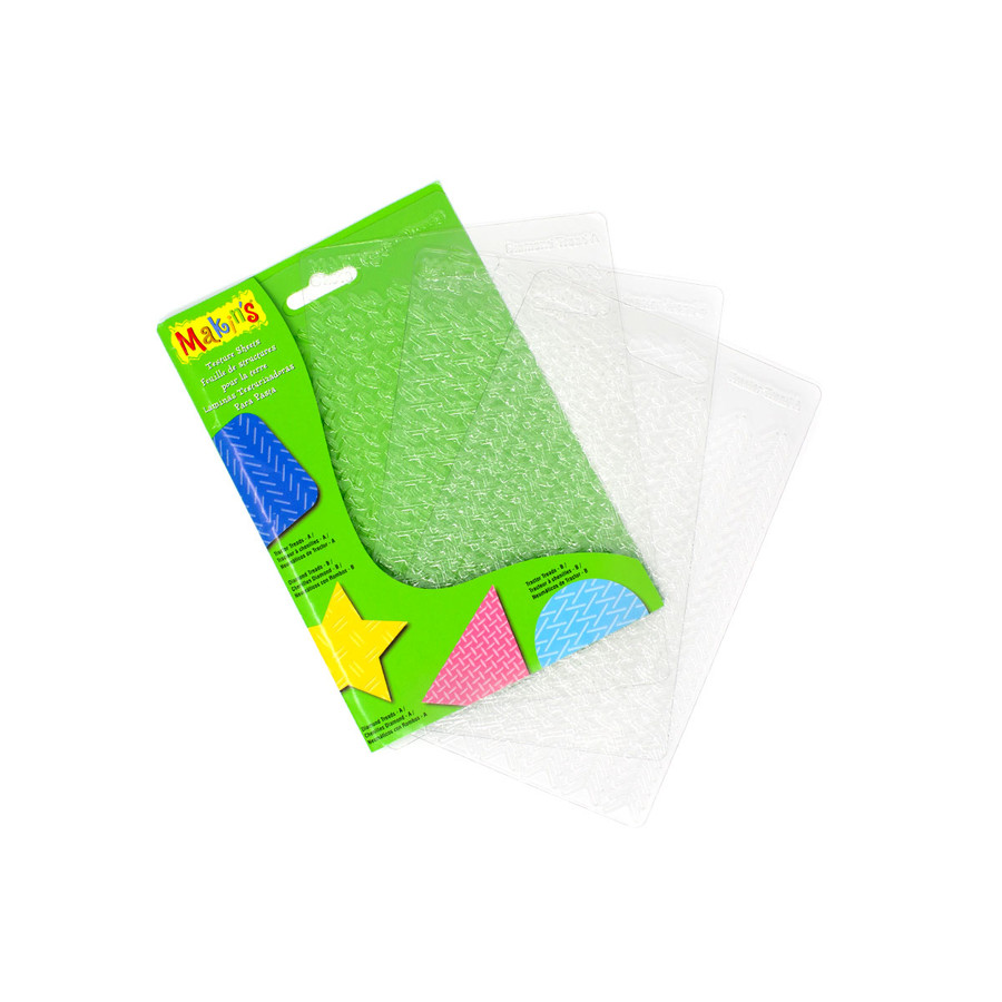 Makin's Clay Texture Sheets - Set H