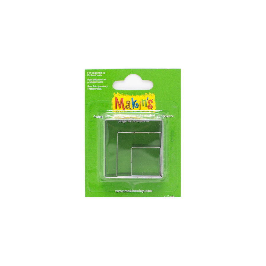 Makin's Clay Cutter Set - Square