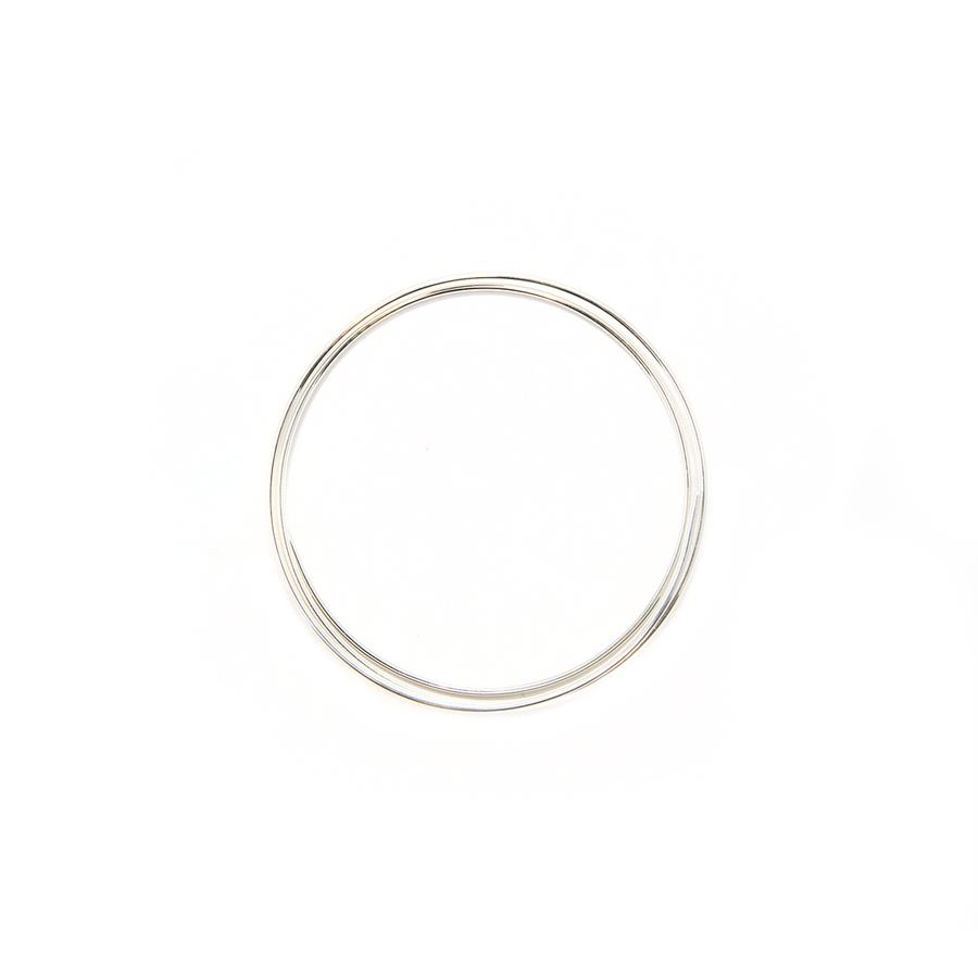 Fine Silver Round Wire - 1.4mm x 50cm