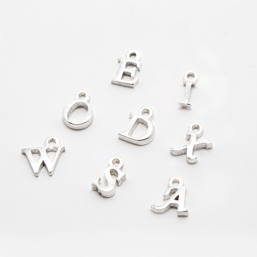 Silicone Alphabet Mould - Cursive