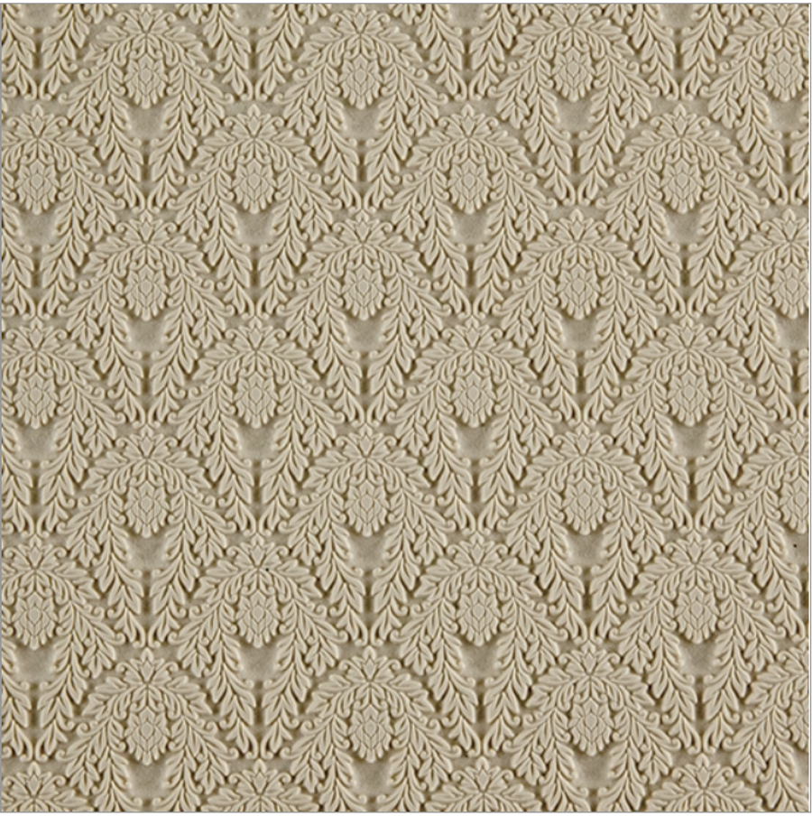 Easy Release Texture Tile - Blooming Lotus