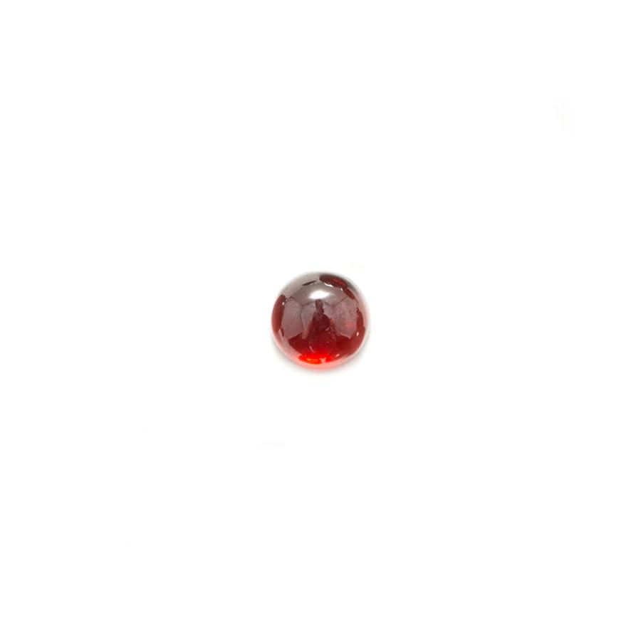 Round Cabochon - Garnet - 3mm