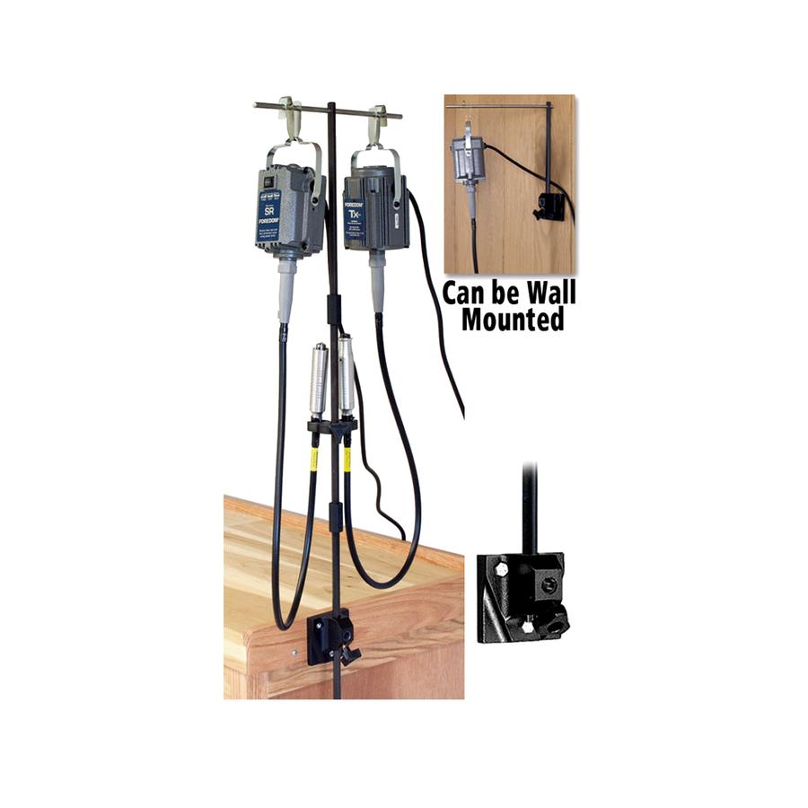 Foredom Double Motor Hanger - Wall Fixing -MAMH-2