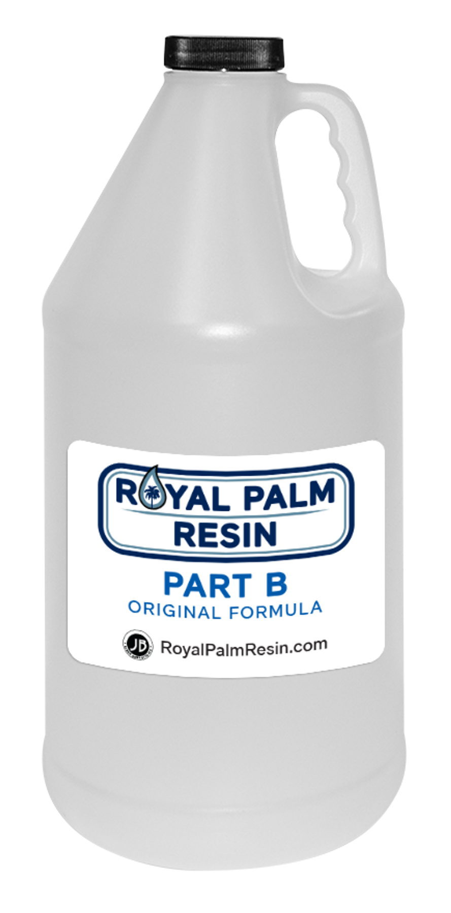 Royal Palm Epoxy Resin (Original formula) 1 US gallon (64 fl oz part B )