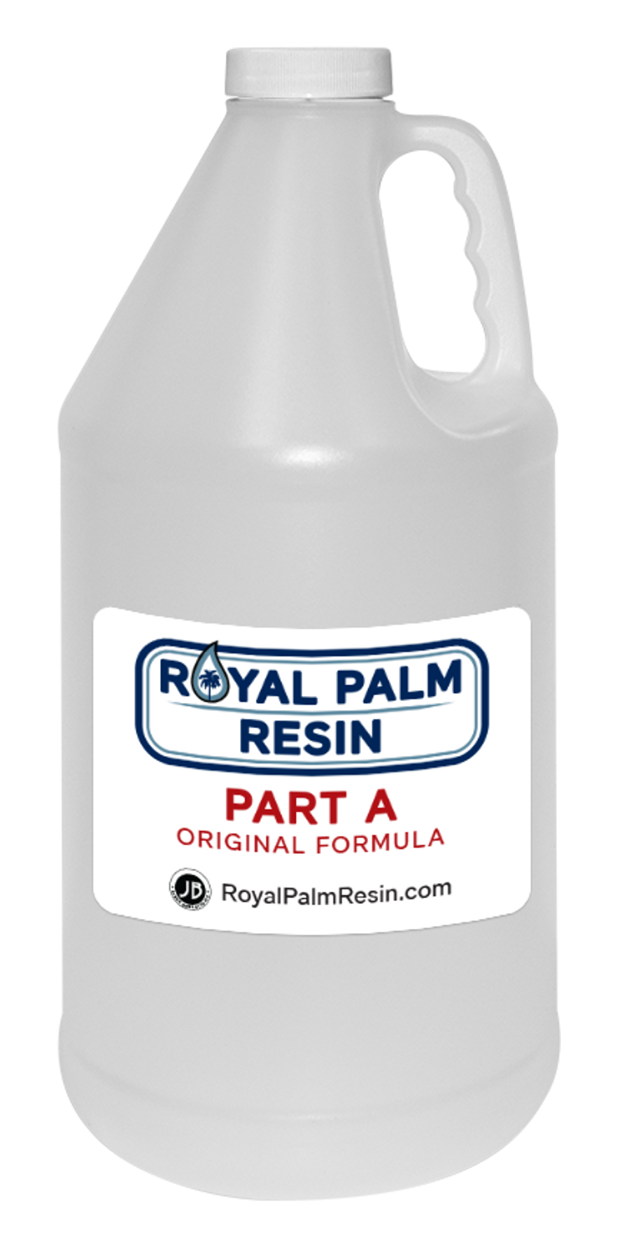 Royal Palm Epoxy Resin (Original formula) 1 US gallon (64 fl oz part A )