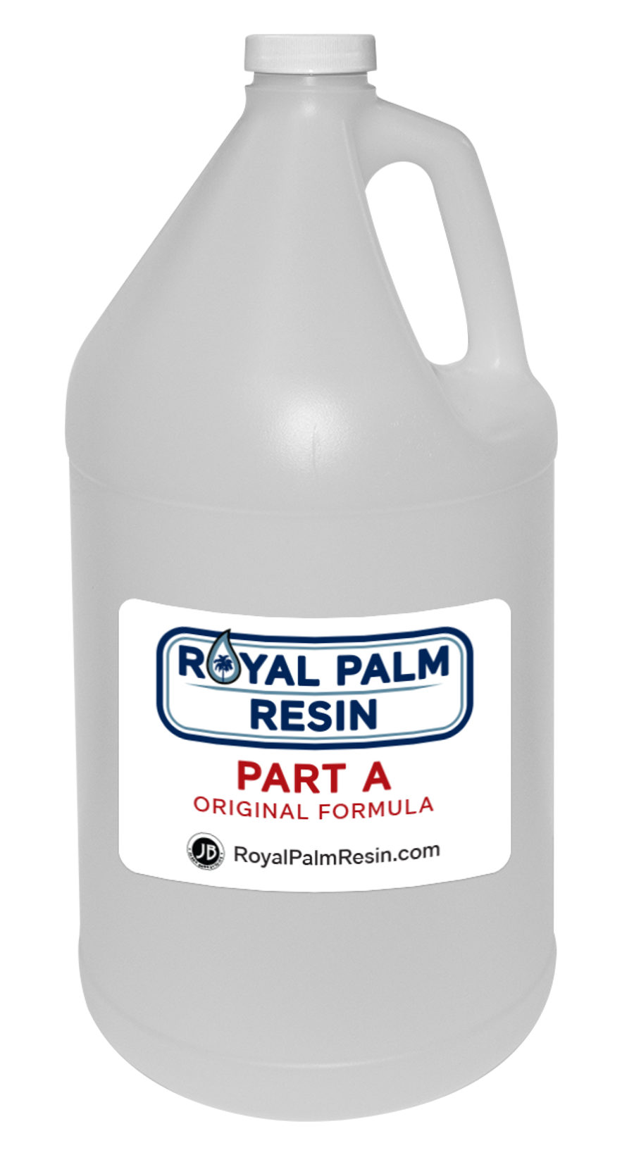 Royal Palm Epoxy Resin (Original formula) 2 US gallon (128 fl oz part A )