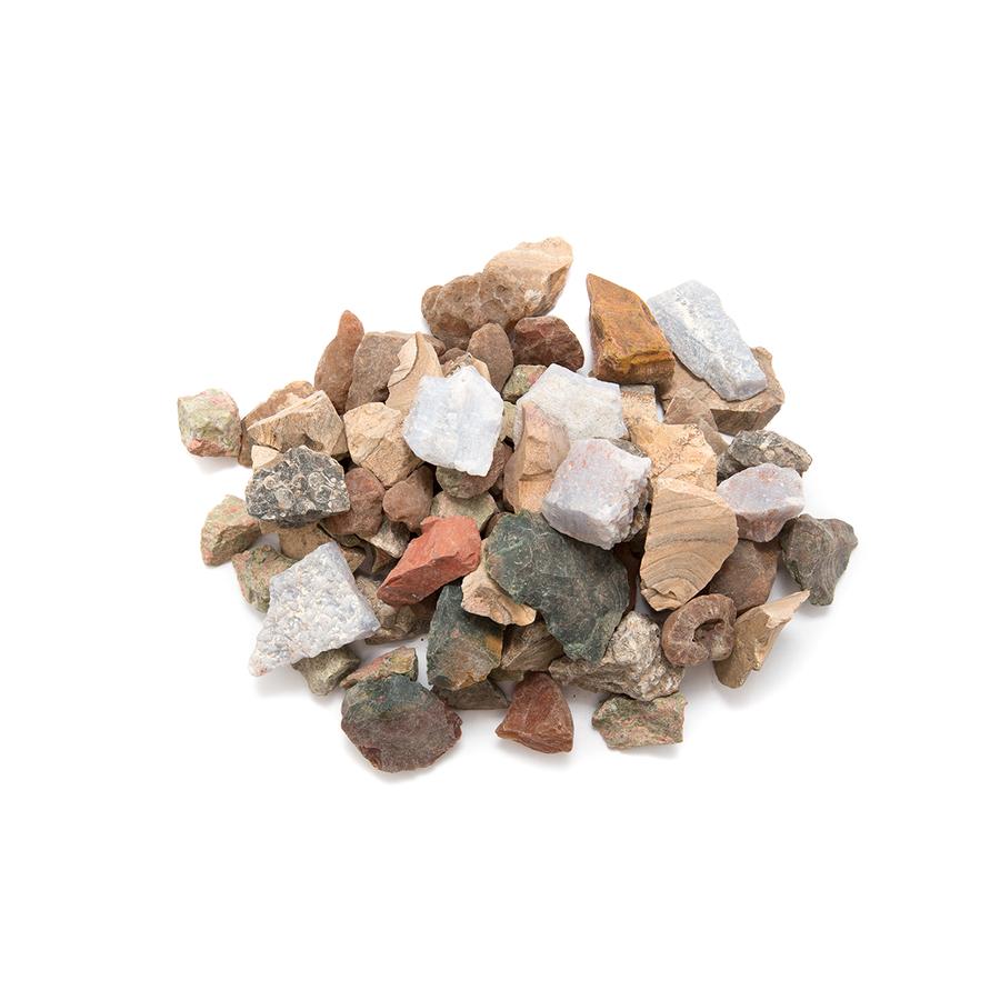 Rough Stones for Rock Tumbling - 1.5kg
