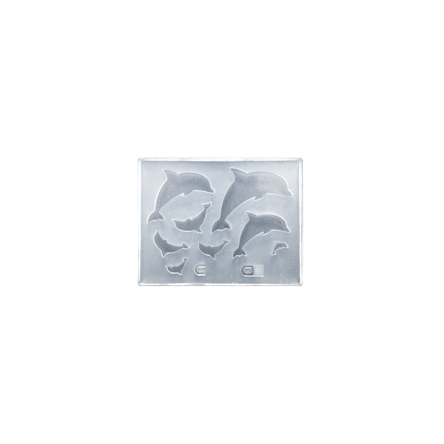 Silicone Mould - Dolphins