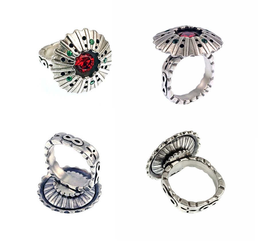 Celestial Rings - Masterclass with Joy Funnell - 7 June 2019