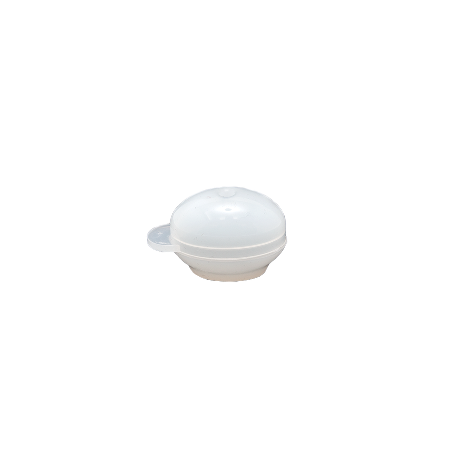 Silicone Resin Mould - Oval Egg