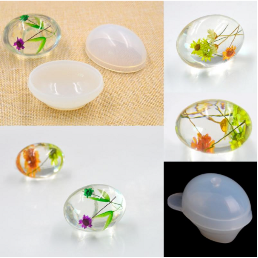 Oval Egg examples.