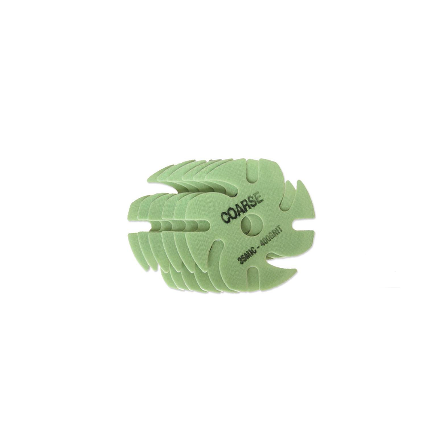 JoolTool Trizact 3M Abrasive 35 Micron Lime - 6pk